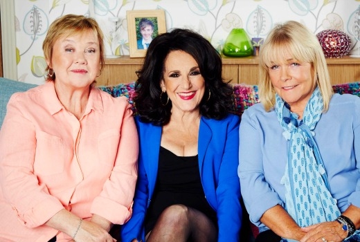 Birds Of A Feather Heads Abroad Tv Tonight