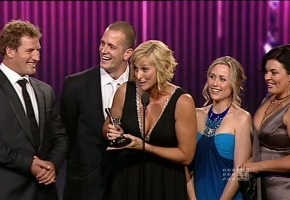 2011 logie awards winners tv tonight Better homes and gardens tonight