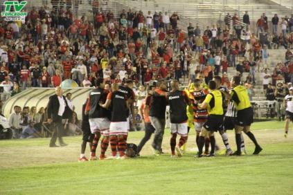 Campinense 0x1 Botafogo (115)