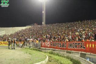 Campinense 0x1 Botafogo (75)
