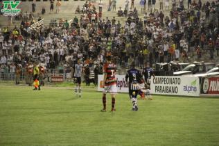 Campinense 0x1 Botafogo (83)