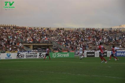 Botafogo 1x1 Ferroviáio (120)