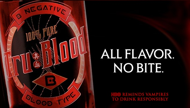 HBO Reminds Vampires to Drink Responsibly