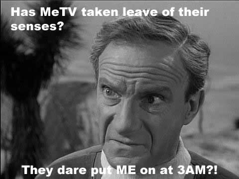 MeTV's Sci-Fi Saturday Night Lineup Will Be No More