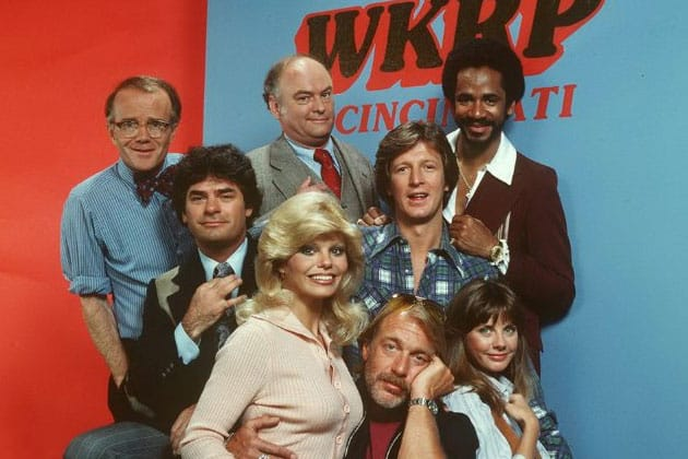 WKRP Is Coming To MeTV on April 2nd