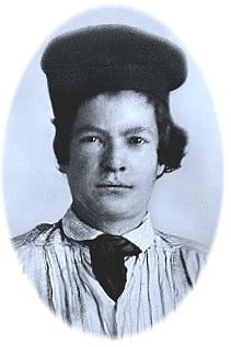 Young Sam Clemens