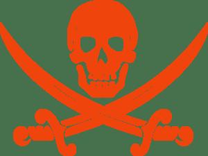 Auteursrechten vs piraterij