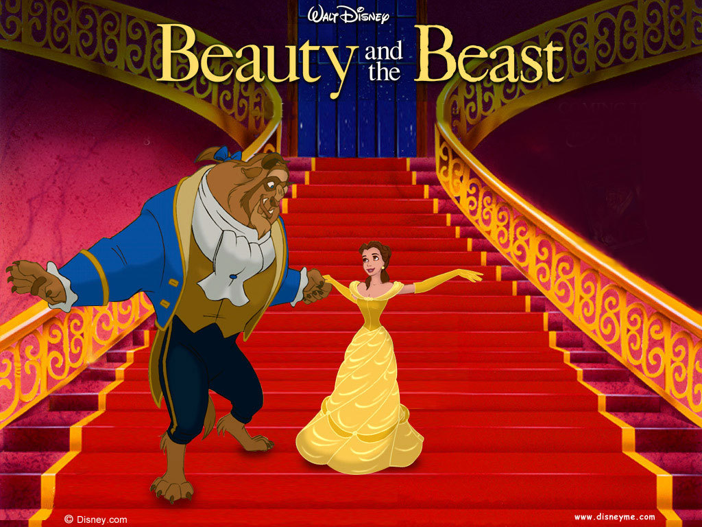 Beauty-and-the-Beast-Dancing-Down-the-Stairs
