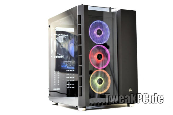 Corsair Crystal Series 680X RGB Im Test