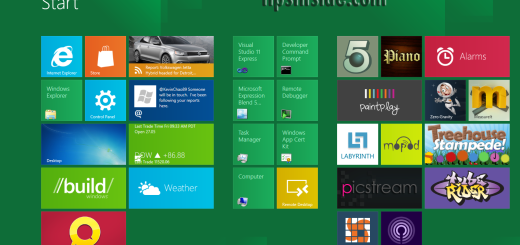 Great hints on Windows 8
