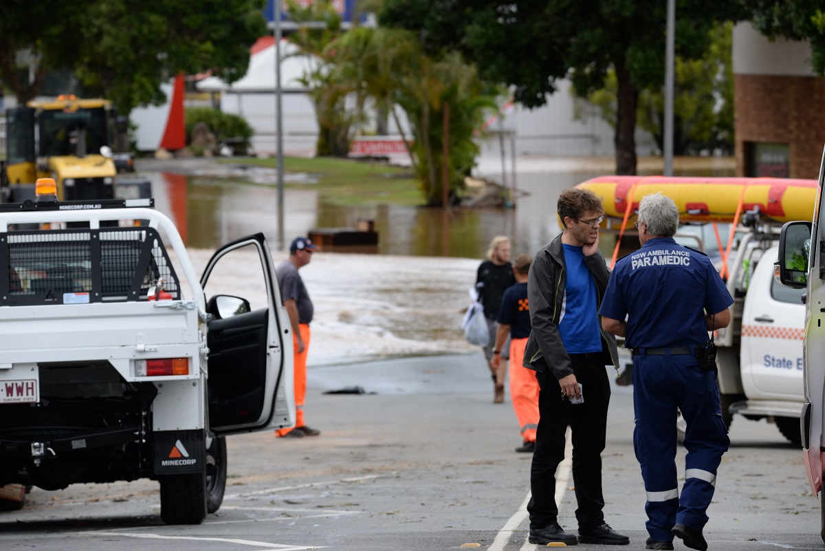 NSW flood inundates north coast, with more evacuations planned