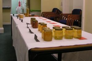 Peebles Honey Show