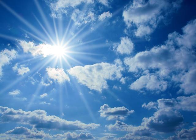Terzo aprilante 2017, quaranta giorni durante: c'è l'alta pressione (sole e tempo poco piovoso)
