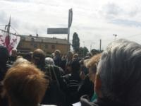 Firenze: bypass Mantignano-Ugnano aperto da Nardella e dall'ingegner Tomasi di Autostrade per l'Italia