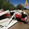 Cecina (Li): cade piccolo aereo. Cinque feriti, uno grave