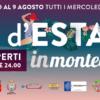 Mercoledì 2 agosto Sere d'estate a Montecatini