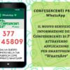 """Confesercenti Prato """"WhatsApp"""""""