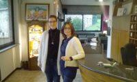 Un connubio perfetto di tradizione ed innovazione nel rispetto dell'ambiente. Intervista a Martina Baldaccini dell'Hotel Milano di Borgo a Mozzano (Lucca)