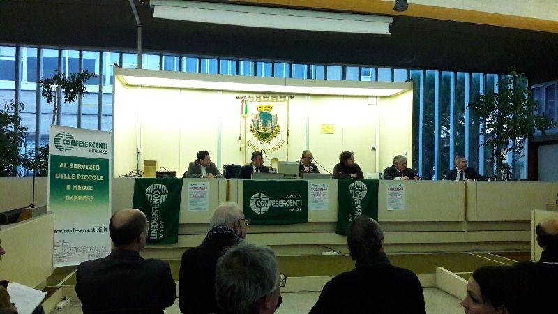 Firenze. Grande partecipazione Assemblea ANVA, novità Bolkestein: ripartiamo dalla libertà e tutela dell'impresa su area pubblica
