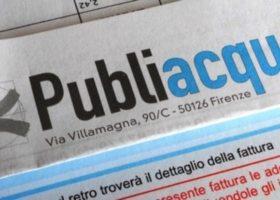 Publiacqua: nella notte fra il 26 e il 27 marzo tutta Firenze senz'acqua