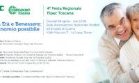 Terza Età e Benessere: un binomio possibile. 4° Festa Regionale Fipac Regionale