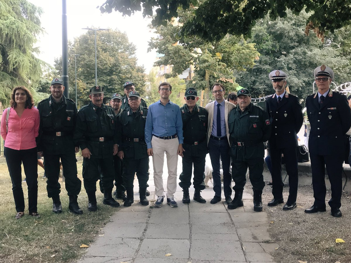 Firenze: 15 guardie ambientali volontarie in servizio dal 1 ottobre