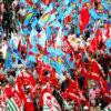 Siena: pensionati in piazza contro il Governo
