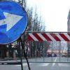 Interruzioni e deviazioni del traffico nella settimana dal 14 gennaio
