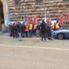 Firenze, sciopero autotrasportatori: manifestazione davanti alla Prefettura