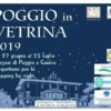 Poggio a Caiano (Prato), Poggio in Vetrina 2019