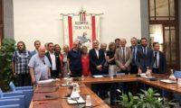 Firmato il patto per lo sviluppo tra Regione Toscana e categorie economiche