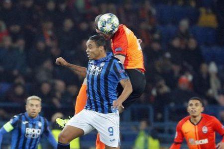 Champions: Atalanta vince in casa dello Shakhtar (0-3) e vola agli ottavi
