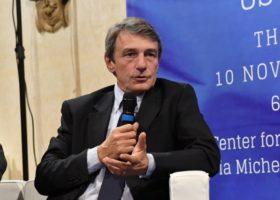 """David Sassoli ai governi europei: """"Siate all'altezza della sfida. Cercare nuove vie di finanziamento, straordinarie e condivise"""""""