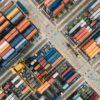 Import-export, netto calo delle vendite a marzo 2020