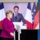 Merkel insiste, aiuti non collegati a riforme non servono, messaggio chiaro a Conte
