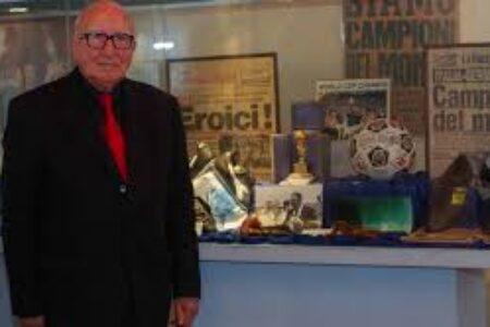 Addio a Fino Fini: al funerale Antognoni, De Sisti, Joe Barone, Furio Valcareggi
