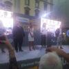Elezioni Toscana: centrodestra in piazza della Repubblica per Susanna Ceccardi. Con Salvini, Meloni e la voce di Berlusconi (Foto)
