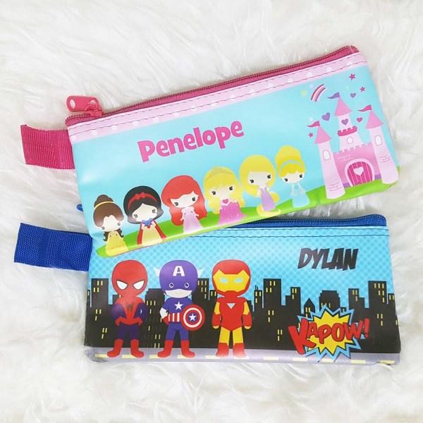 personalized pencil case singapore