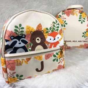 Customized Gift Singapore | 2-in-1 Bag Personalized