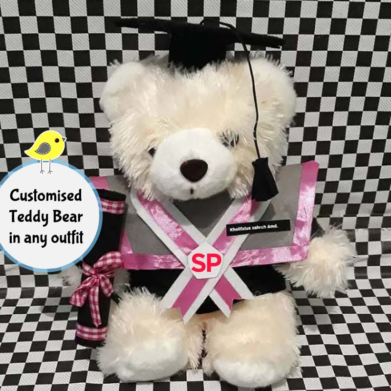 Customised Teddy Bears Singapore