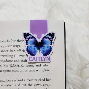 Personalized Magnetic Bookmarks (Special Shape) Singapore
