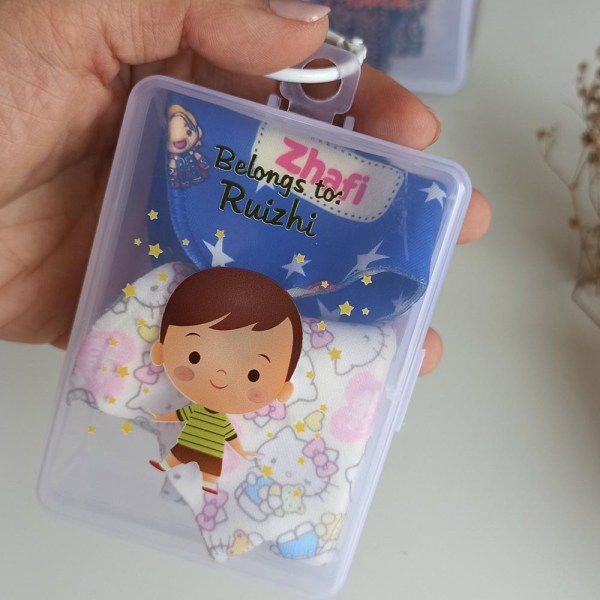 Customised Mask Case Singapore - Children's Day Gifts