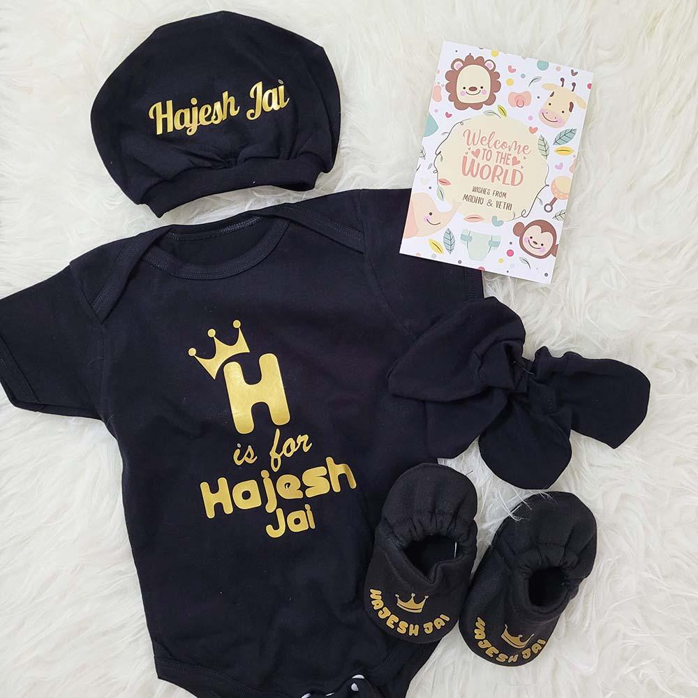 Customised Newborn Hampers Gift Set Singapore