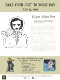 Take Your Poet to Work - Edgar Allan Poe