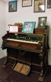 Allen Ginsberg's organ