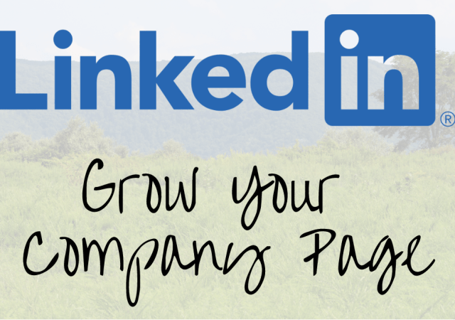 Grow Your LinkedIn Company Page