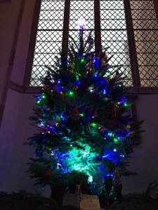 Christmas Tree Festival, Norwich