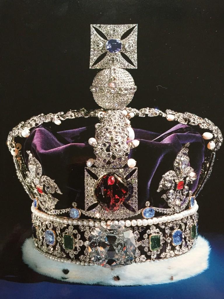 Elizabeth II crown