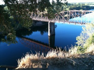 American River Bridge