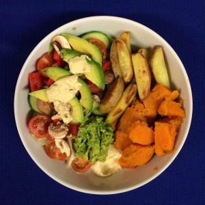 Choosing love is like eating your spiritual veggies:  it's GOOD for you.